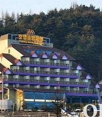 Pyeongchang Olympia Hotel & Resort photos Exterior