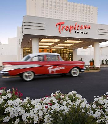 Tropicana Las Vegas A Doubletree By Hilton Hotel And Resort photos Exterior