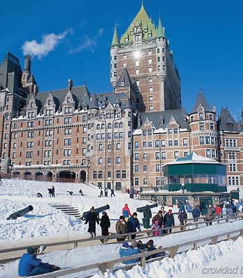 Fairmont Le Chateau Frontenac photos Exterior