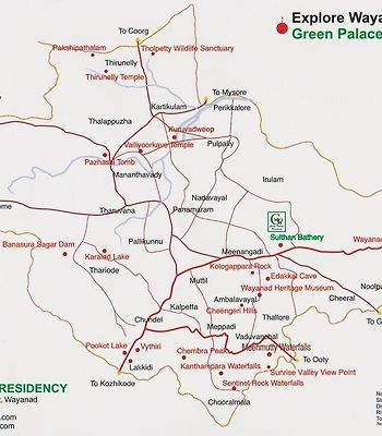 Green Palace Residency photos Exterior Hotel information