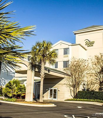 Sleep Inn Charleston photos Exterior