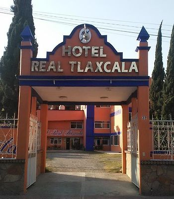 Hotel Real Tlaxcala photos Exterior Real Tlaxcala