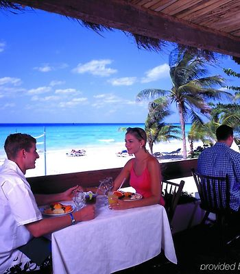 Melia Cozumel Golf All Inclusive photos Restaurant