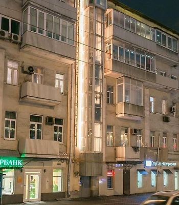 Apartment Vigvam24 Novinskiy Bulvar photos Exterior Hotel information