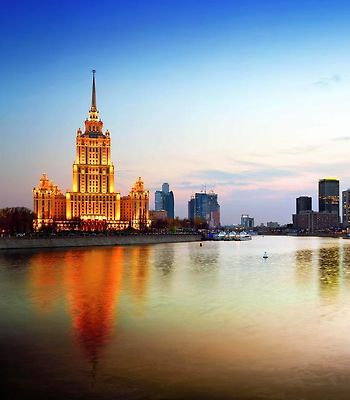 Moscow For You Arbat Apartments photos Exterior Hotel information