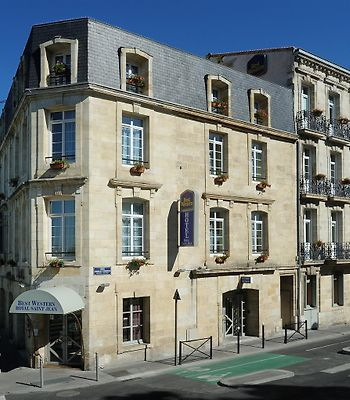 Best Western Bordeaux Gare Saint-Jean photos Exterior