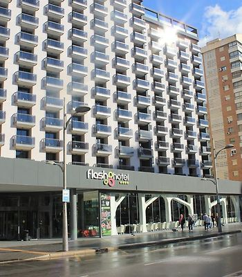 Flash Hotel Benidorm photos Exterior Hotel information