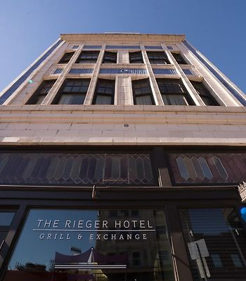 The Rieger Hotel photos Exterior Hotel information