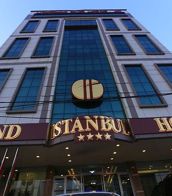 Grand Istanbul Hotel photos Exterior Hotel information