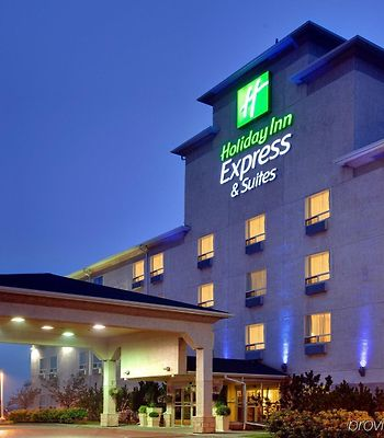 Holiday Inn Express & Suites Edmonton-International Airport photos Exterior