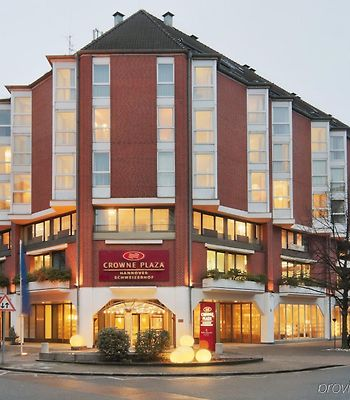 Crowne Plaza Hannover photos Exterior