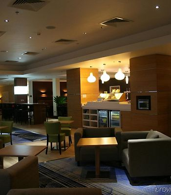 Hampton By Hilton Derby City Centre photos Interior