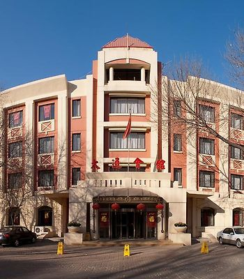 Datong Club Hotel photos Exterior Hotel information