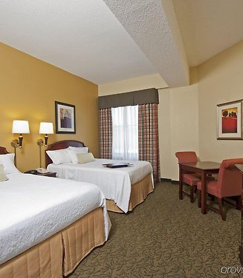 Hampton Inn Indianapolis Dwtn Across From Circle Centre photos Room