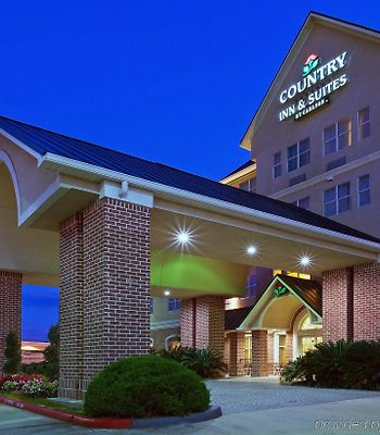 Comfort Suites Bush Intercontinental Airport photos Exterior