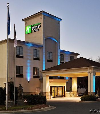 Holiday Inn Express Hotel & Suites Albemarle photos Exterior