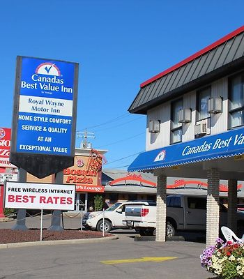 Canadas Best Value Inn Calgary photos Exterior Hotel information