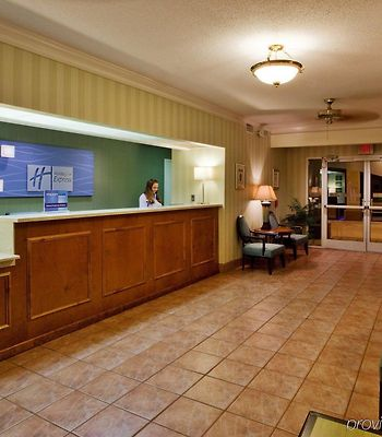 Holiday Inn Express Saint Simons Island photos Interior