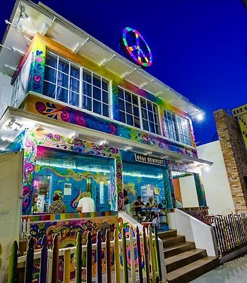 Usa Hostels Ocean Beach photos Exterior Hotel information