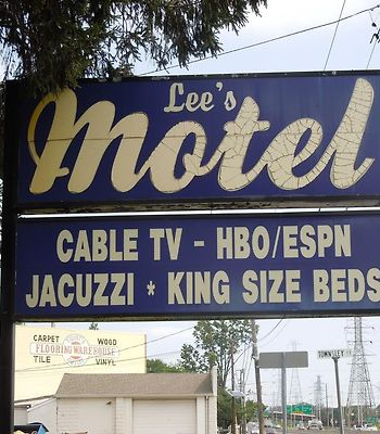 Lees Motel photos Exterior Hotel information