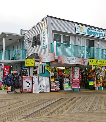 Sand And Surf Motel photos Exterior Hotel information