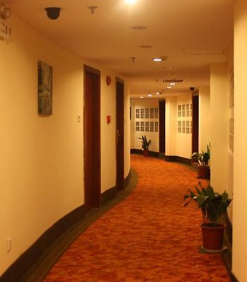 Greentree Inn Shanghai Changyang Road Jiangpu Park Metro Station Business Hotel photos Exterior Hotel information