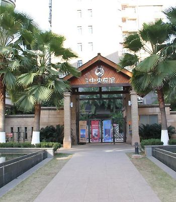 Guilin Qiong Family Apartment photos Exterior Hotel information