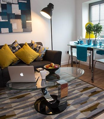 Short Stay Notts Serviced Apartments photos Exterior Hotel information
