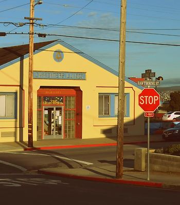 Hi - Monterey Hostel photos Exterior Hotel information