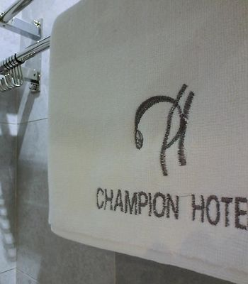 Champion Hotel photos Room