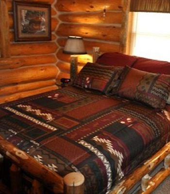 River Trail Log Cabin photos Room