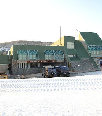 The Perisher Valley Hotel photos Exterior Hotel information