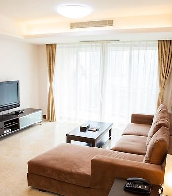Yopark Serviced Apartment Jingan Four Season photos Room