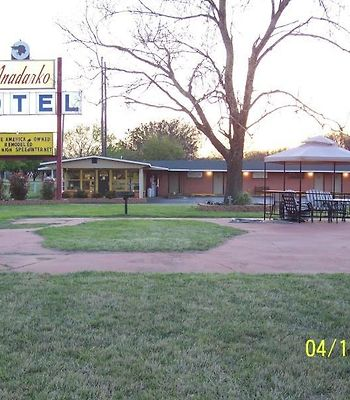 Anadarko Motel photos Exterior Hotel information
