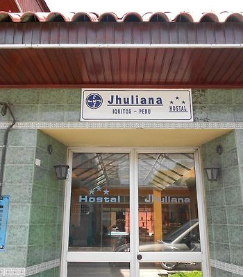 Hostal Jhuliana photos Exterior Hotel information