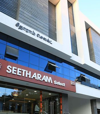 Hotel Seetharam Select photos Exterior