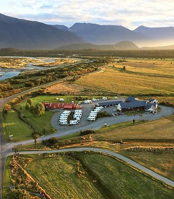 Haast River Motels & Holiday Park photos Exterior Haast River Top 10 Holiday Park