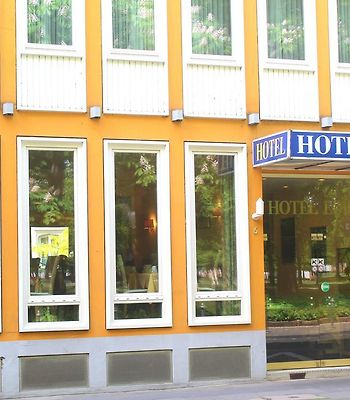 Hotel Eden - Am Hofgarten photos Exterior Hotel information