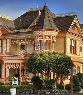 Gingerbread Mansion Inn photos Exterior Hotel information