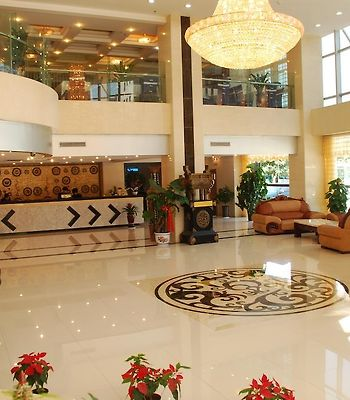 Starway Yinchuan Tianyi Hotel photos Exterior Hotel information