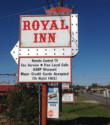 Royal Inn Motel photos Exterior Hotel information