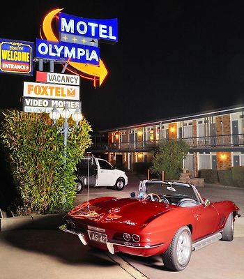 Olympia Motel photos Exterior Hotel information