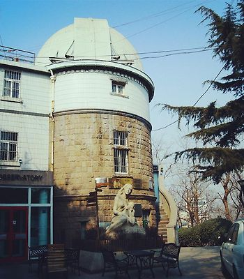 Old Observatory Youth Hostel Qingdao photos Exterior Hotel information