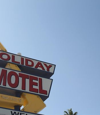 Indio Holiday Motel photos Exterior Hotel information