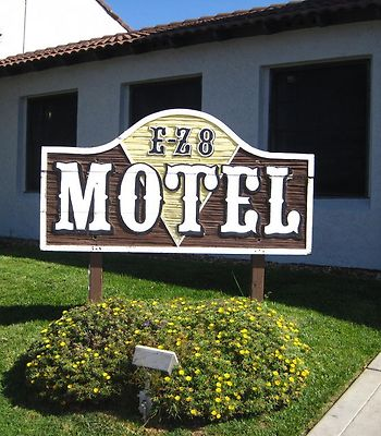 Ez 8 Motel Old Town photos Exterior Hotel information