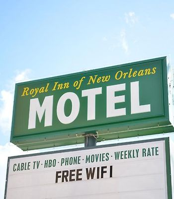 Royal Inn Of New Orleans photos Exterior Hotel information