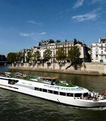 Vip Paris Yacht Hotel photos Exterior Hotel information