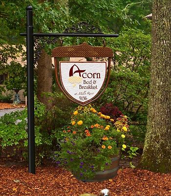 Acorn Bed And Breakfast At Mills River photos Exterior Hotel information