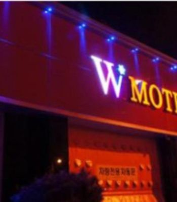 W Motel Changwon photos Exterior
