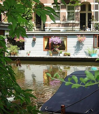 Phildutch Houseboat Amsterdam Bed And Breakfast photos Exterior